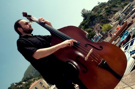 diego-iannaccone-blue-saudade-quartet