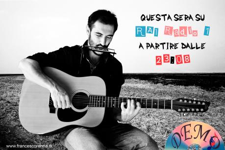 Francesco Renna, Rai Radio 1