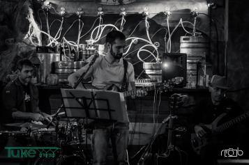 Francesco Renna & his band